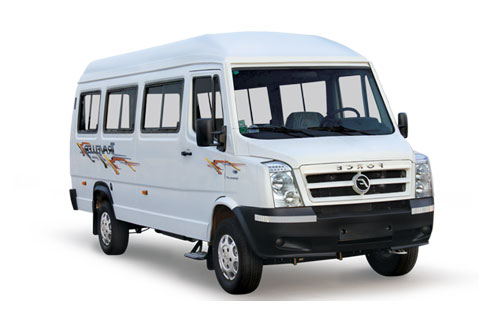 Tempo Traveller (9 Seated & 12 Seater)
