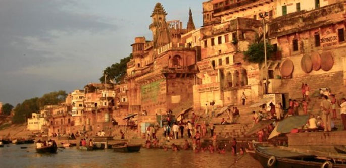 GOLDEN TRIANGLE WITH KAMASUTRA TEMPLE AND VARANASI (06 NIGHTS 07 DAYS)