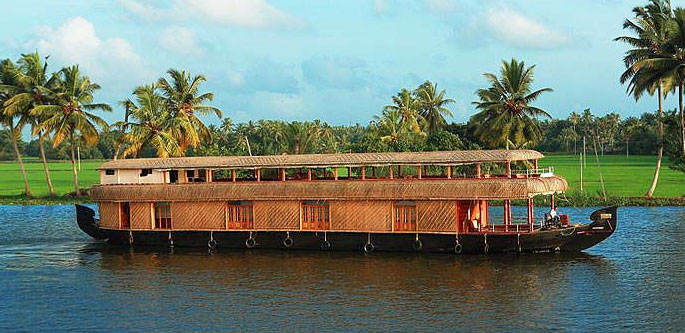 TRIP TO KERALA WITH ITS NATURAL BEAUTY (13 NIGHTS 14 DAYS)