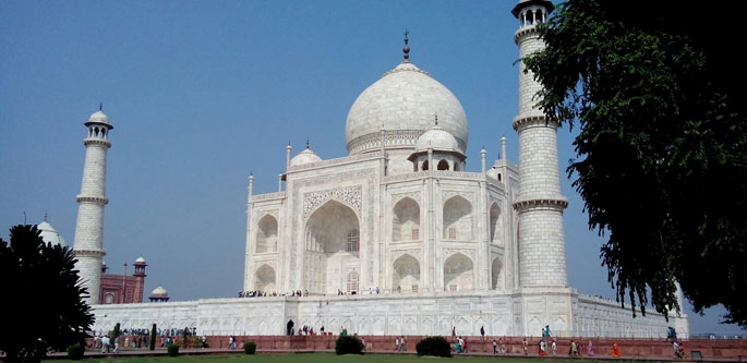 Same day Agra from Delhi