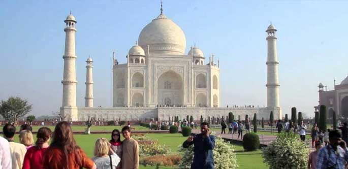 Same Day Delhi Agra Tour