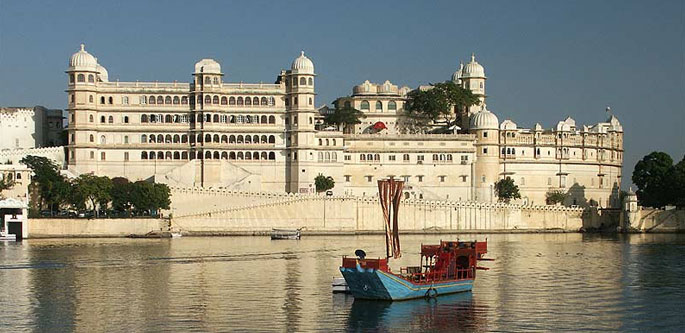 Udaipur Guided Tour